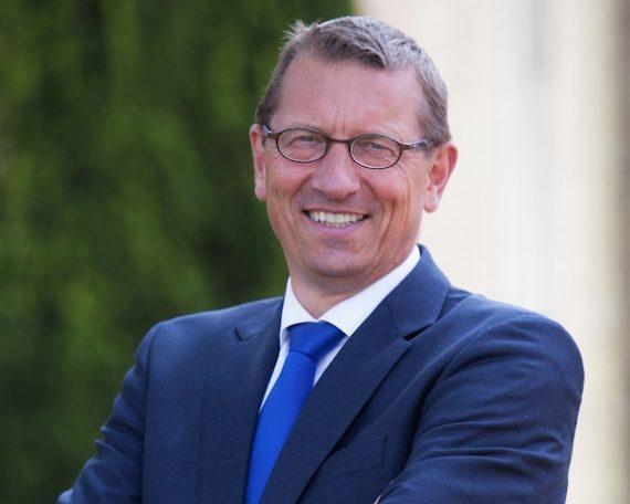 Wethouder Maarten Offinga uitsnede
